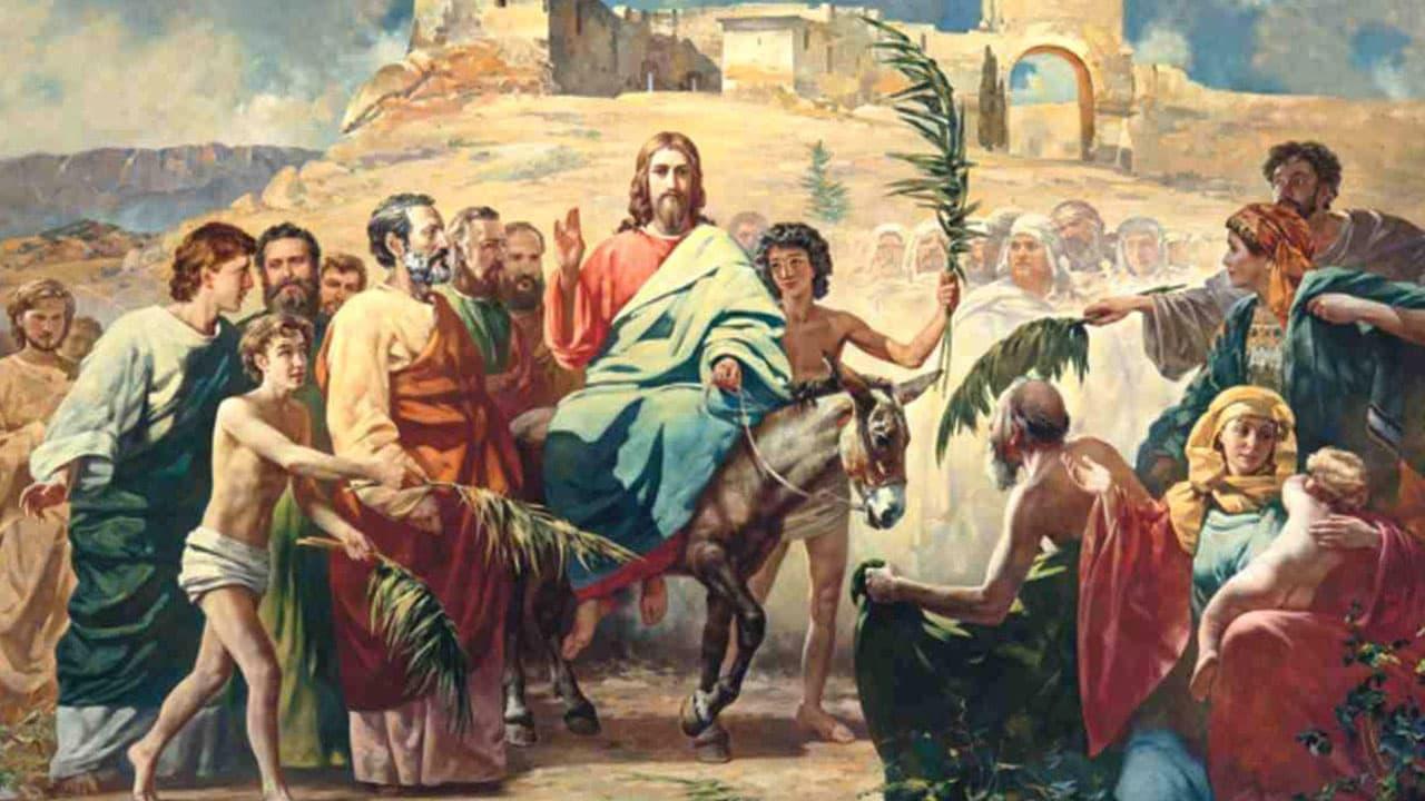 Palm Sunday 2021 in Austria