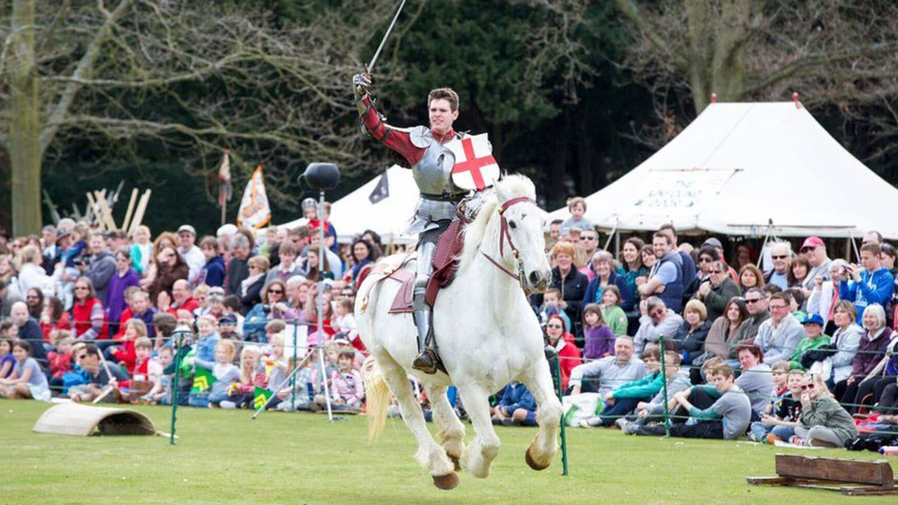 St. George's Day 2021 in the United Kingdom