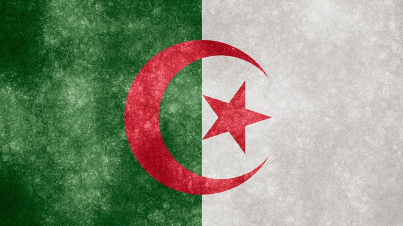 Anniversary of the Revolution in Algeria