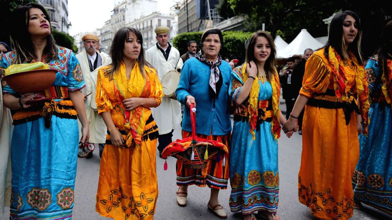 New Year in Algeria