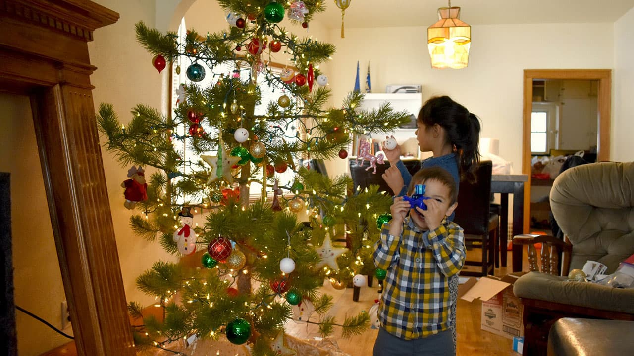 Christmas Day in American Samoa