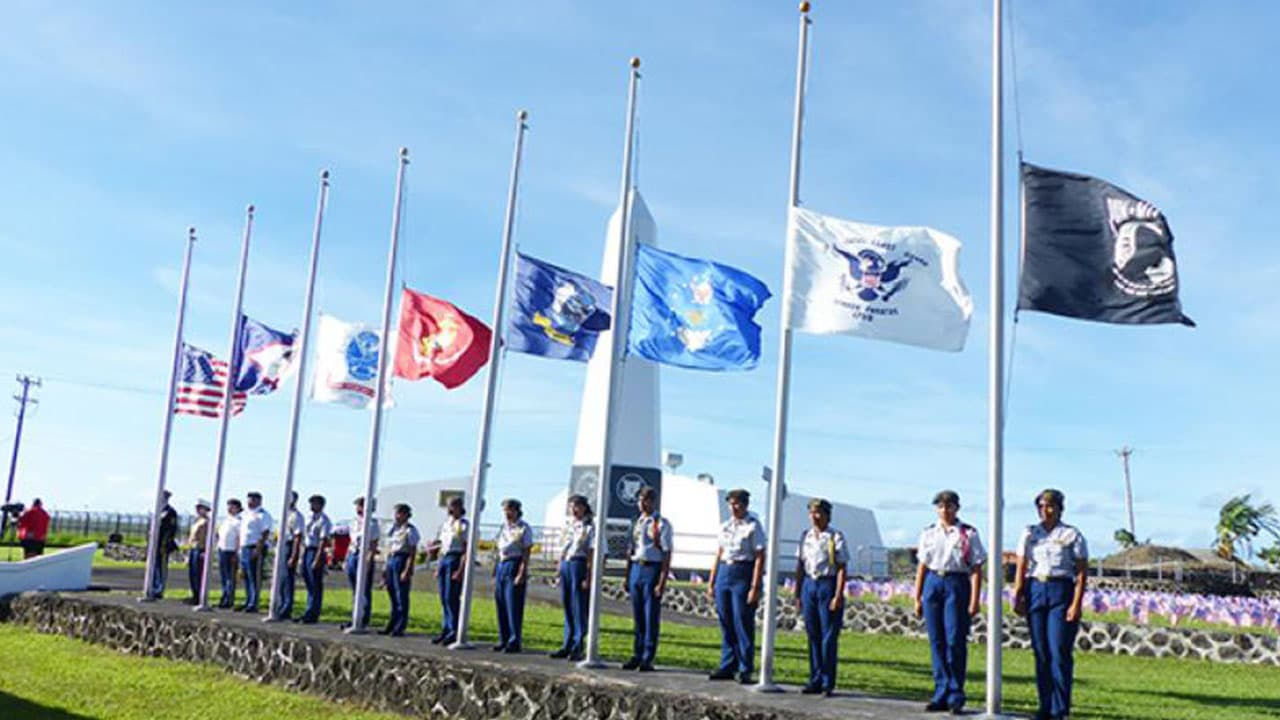 Memorial Day in American Samoa