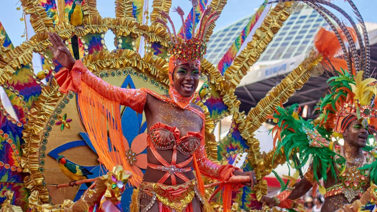 Carnival Holiday in Antigua and Barbuda