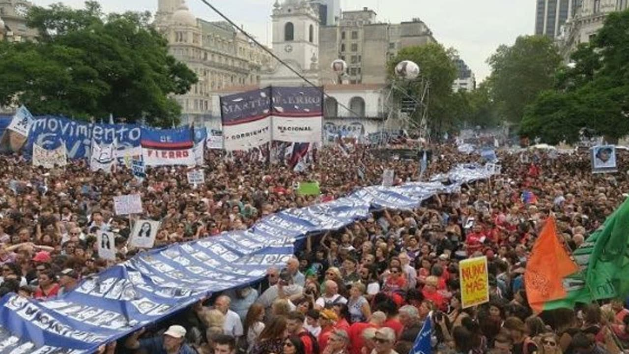 Memorial Day in Argentina