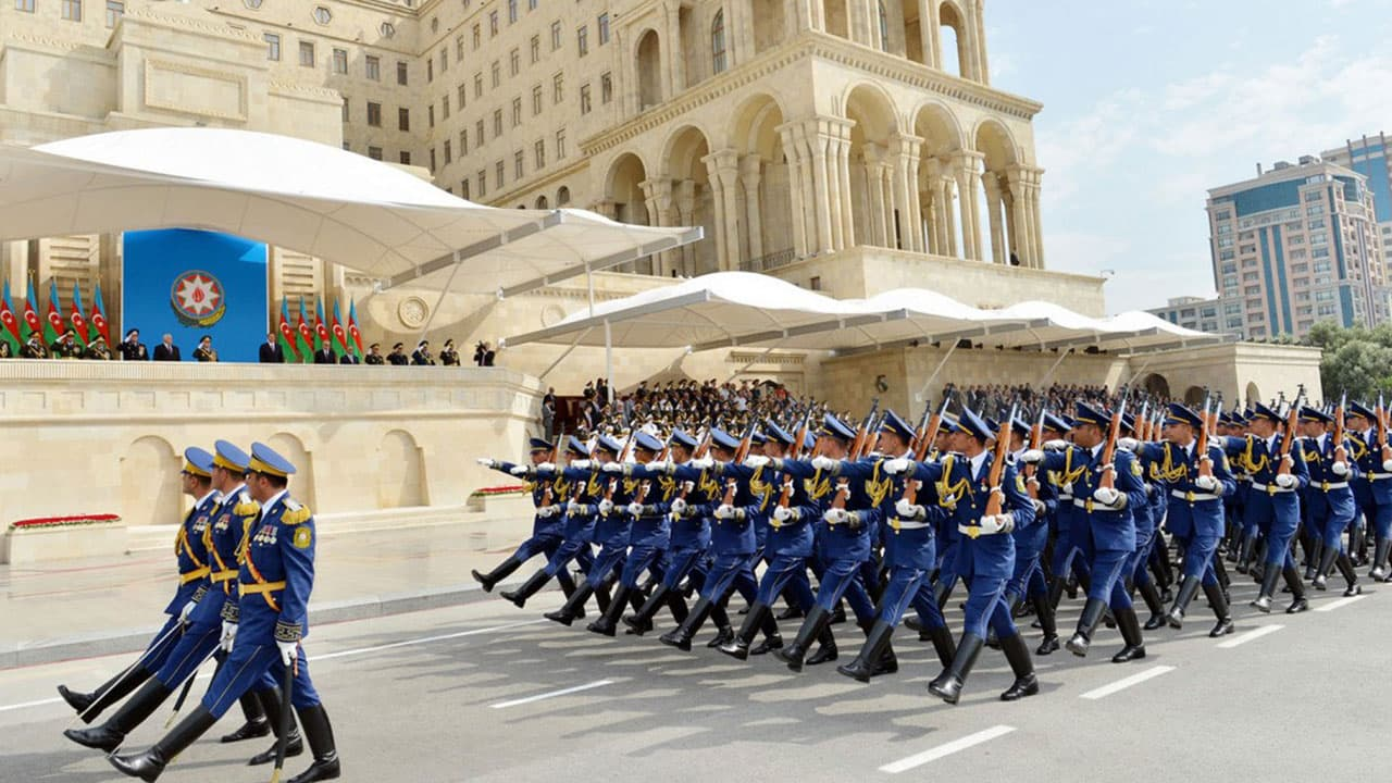 Azerbaijan Armed Forces Day