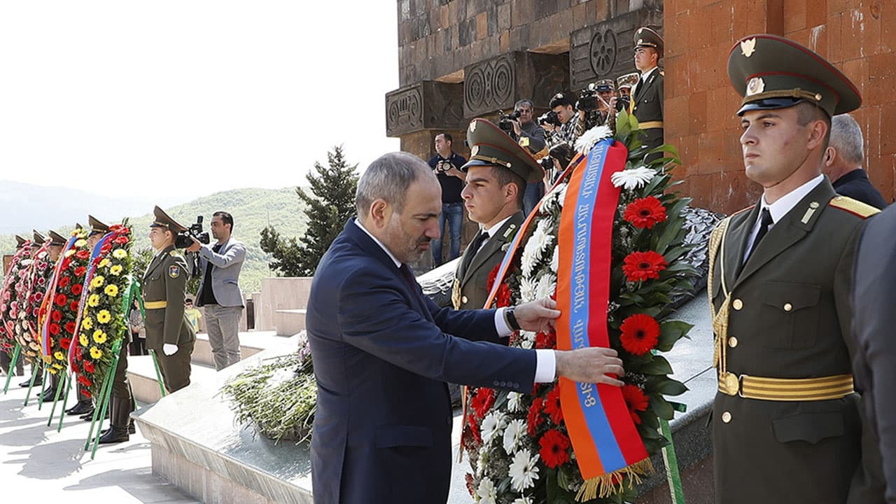 Victory Day over Fascism in Azerbaijan