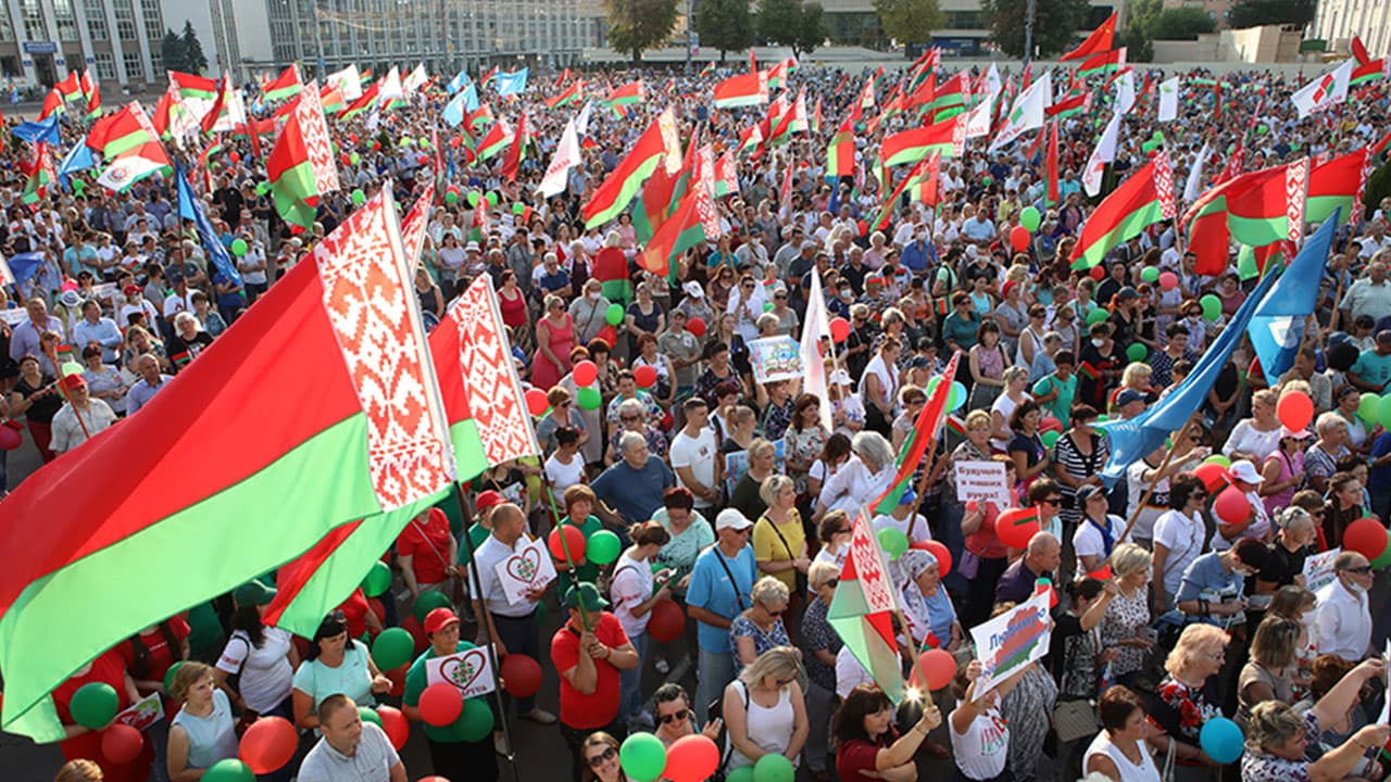 Labour Day in Belarus
