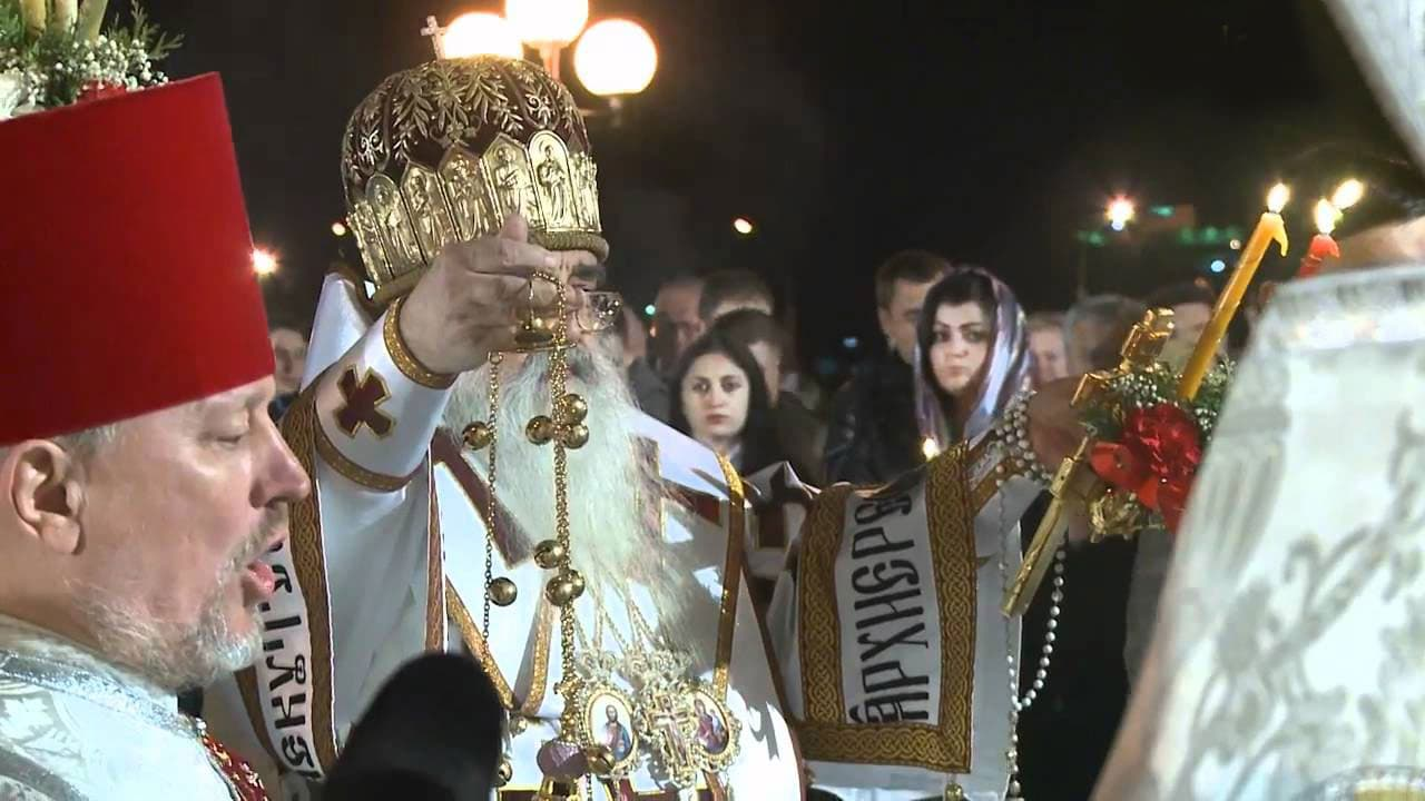 Orthodox Easter Sunday in Belarus