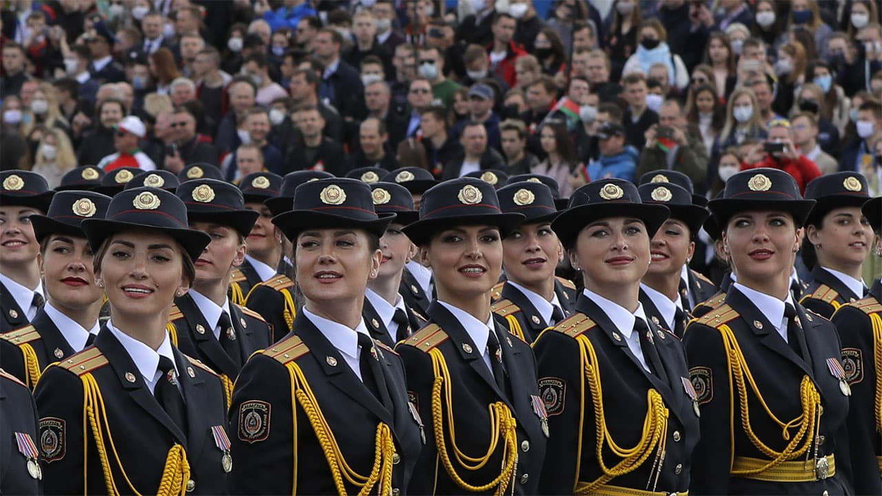 Victory Day in Belarus