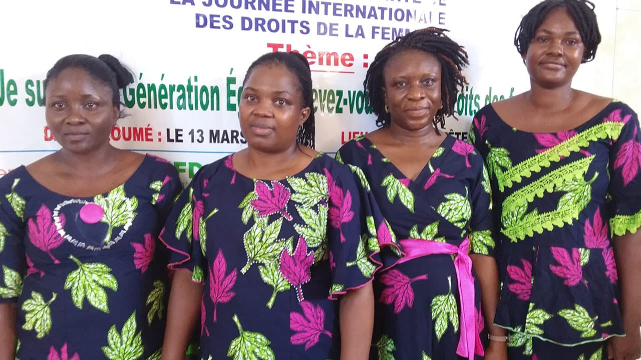 Women's Day in Benin