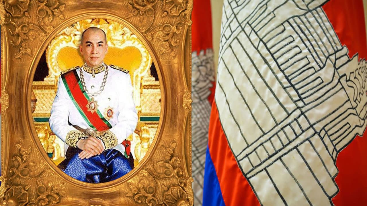 King's Birthday in Cambodia