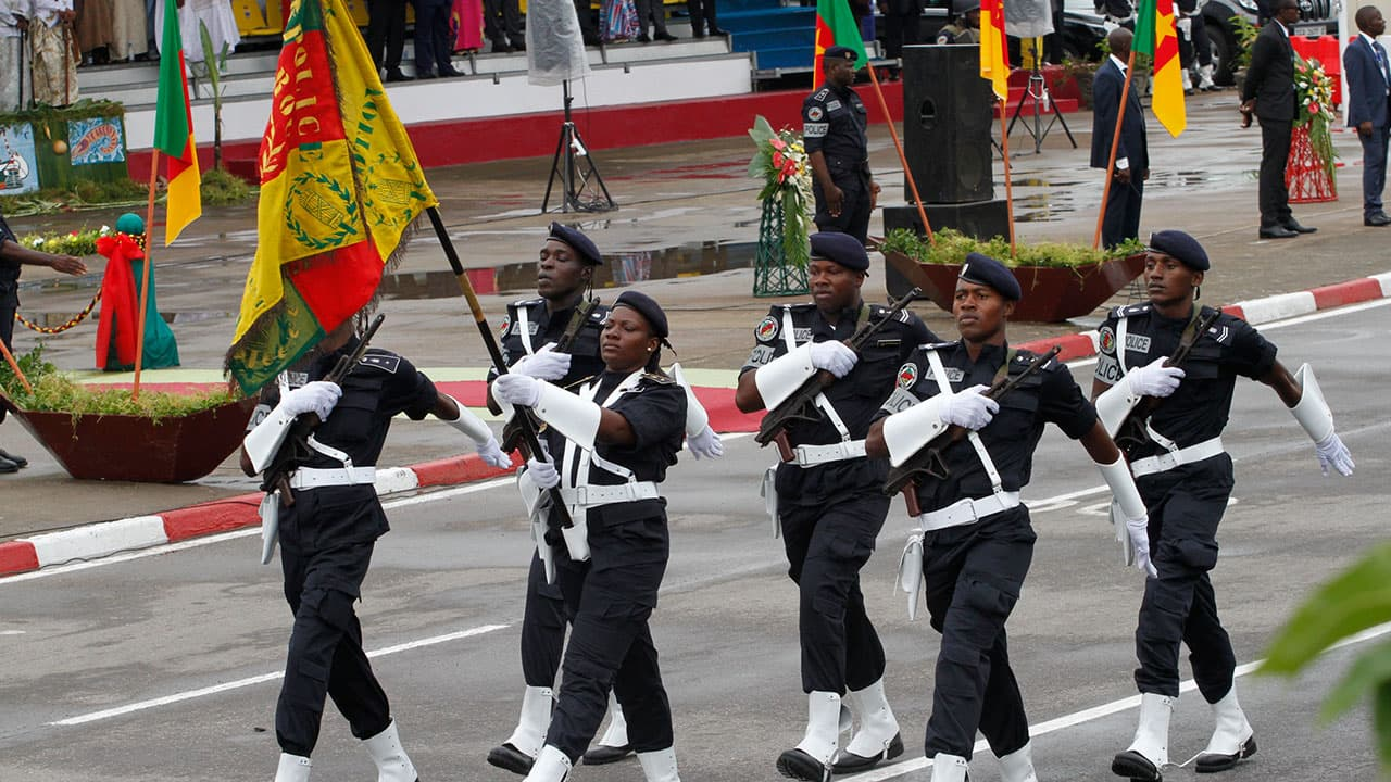 National Day in Cameroon