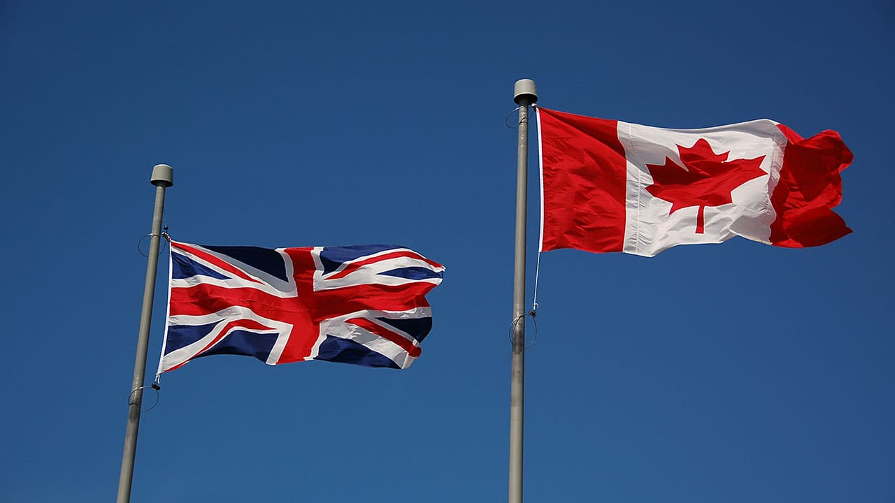Commonwealth Day	in Canada