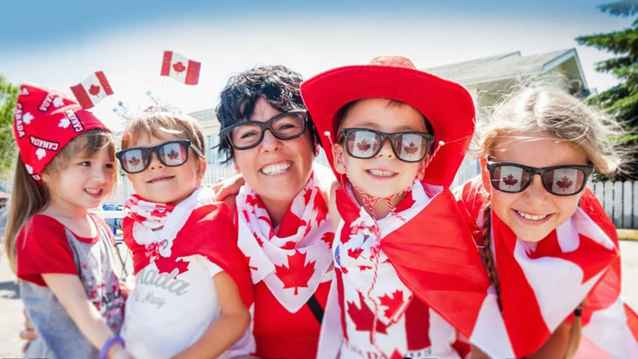 Family Day Celebrations in Canada