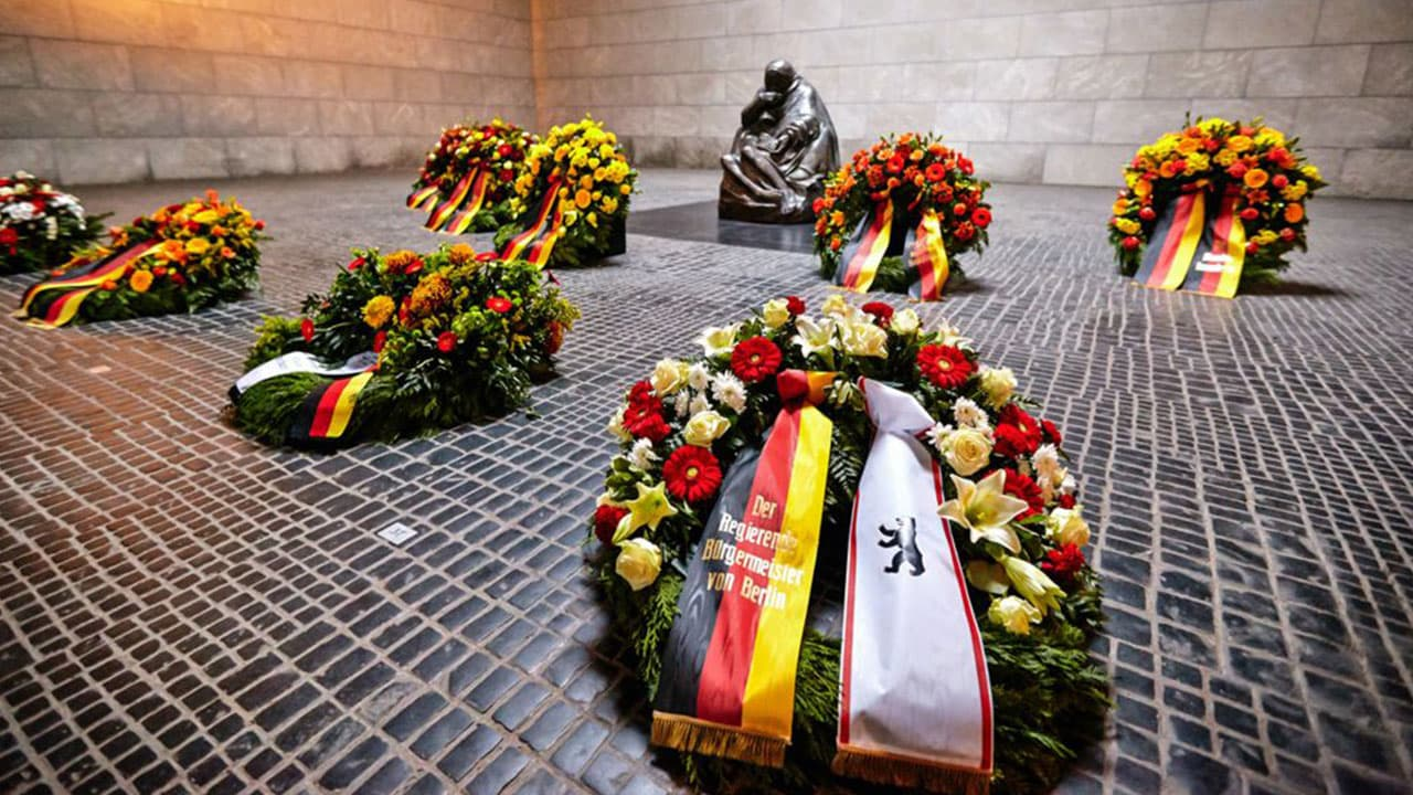 Remembrance Day Celebrations in Germany