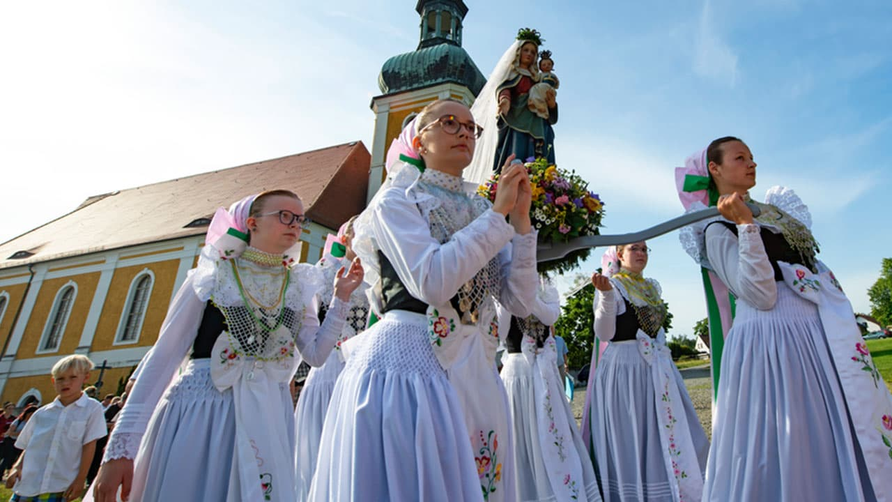 Whit Sunday in Germany