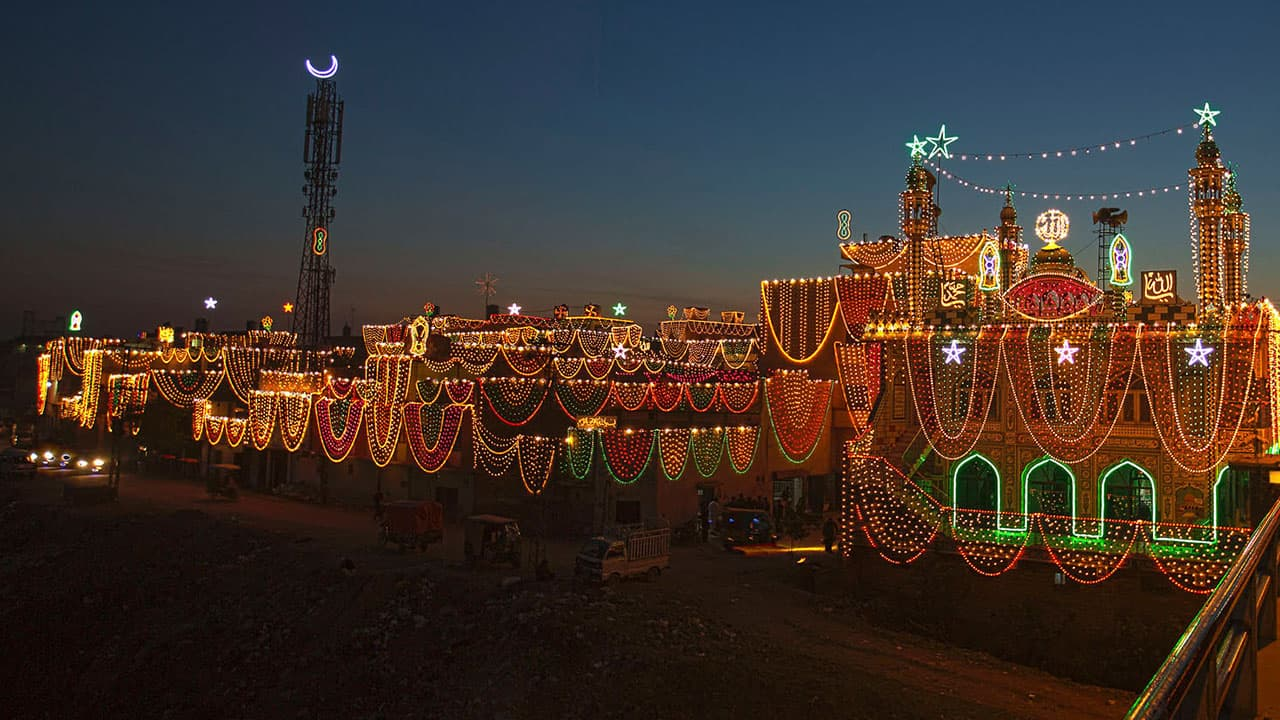 Eid Milad un-Nabi in Pakistan