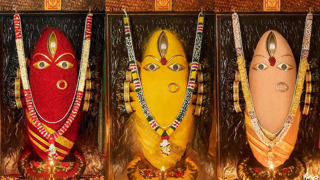 First Day of Navaratri in Pakistan