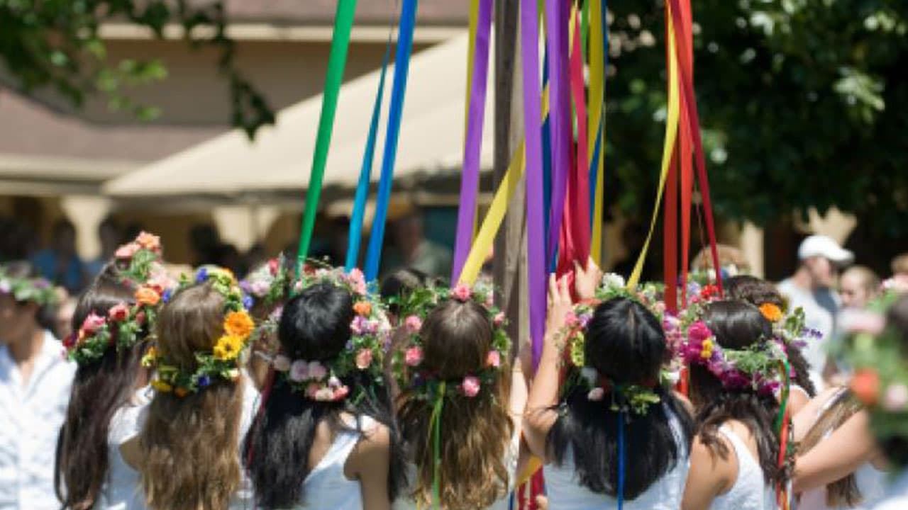Early May Bank Holiday / VE Day	in United Kingdom