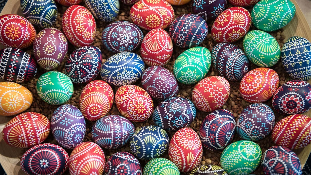 Easter Sunday	in United Kingdom
