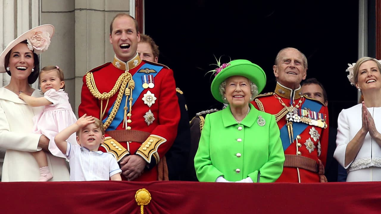 Queen's Birthday	in United Kingdom