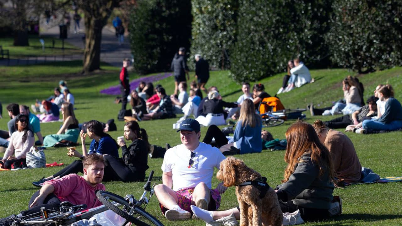 Spring Bank Holiday	in United Kingdom