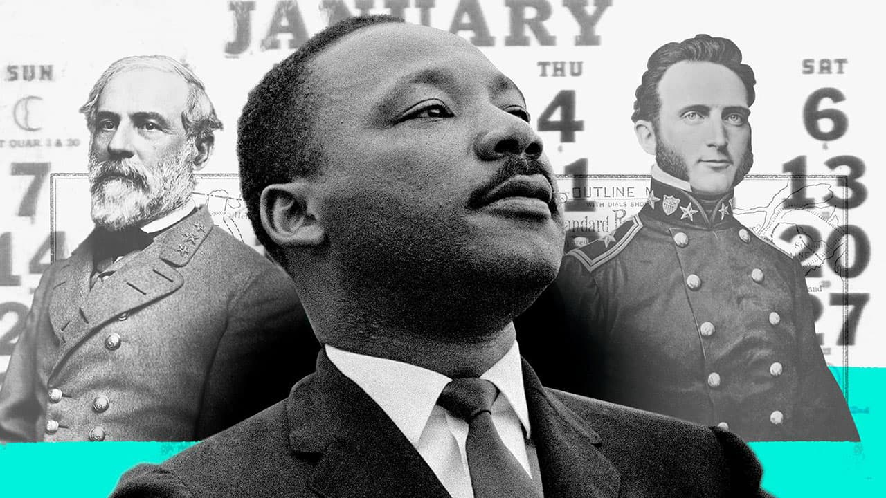 Martin Luther King Jr. Day	in United States