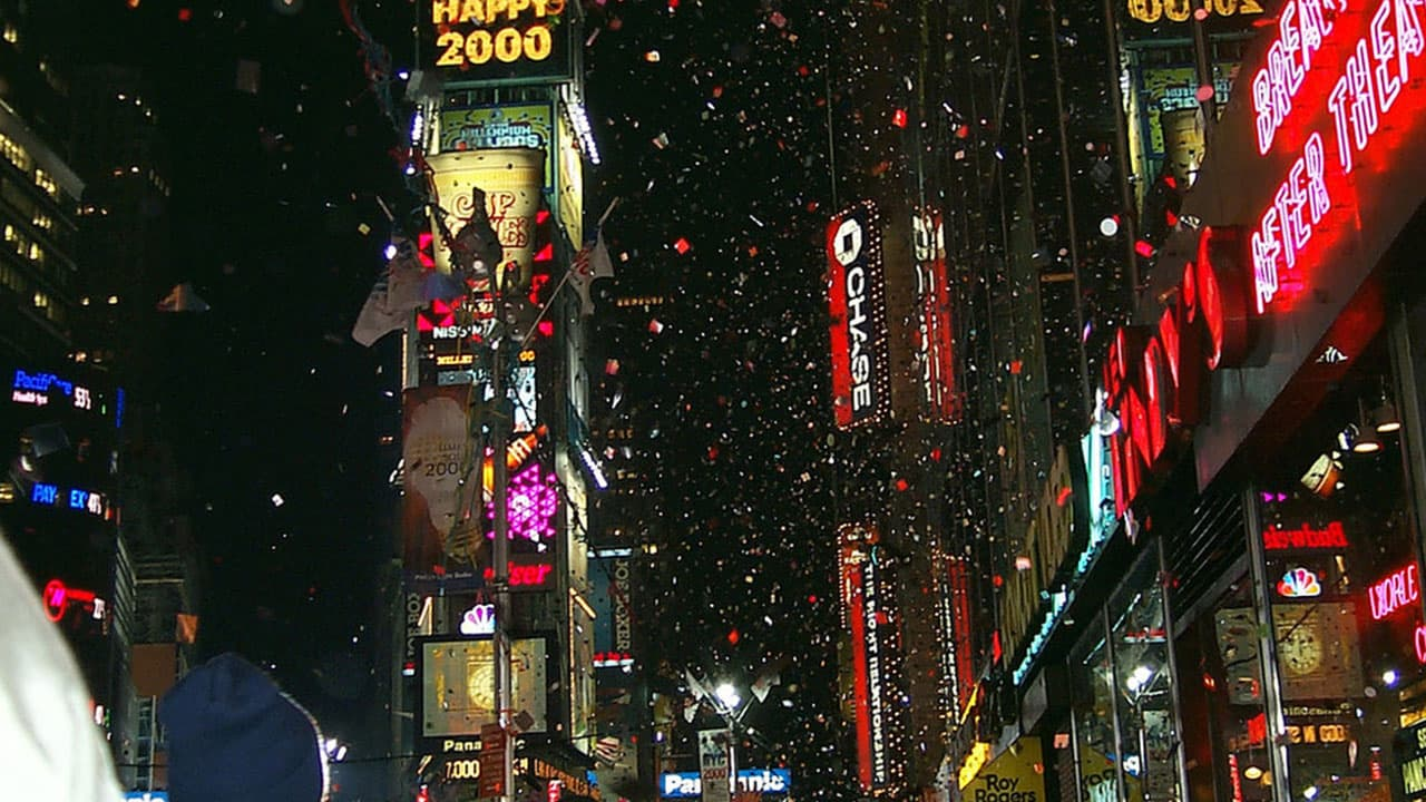 New Year S Eve 2021 In The United States